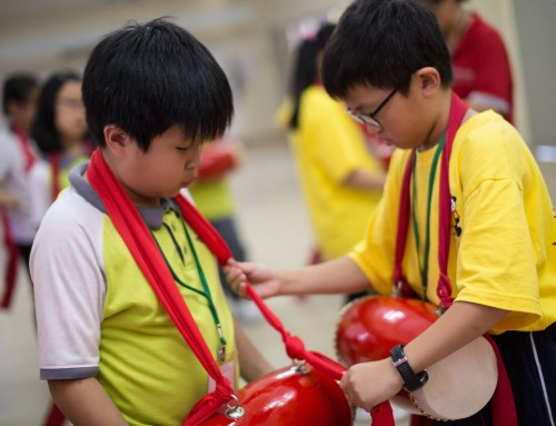 200 students from CCMS and CHKB participated in Chinese Cultural Camp