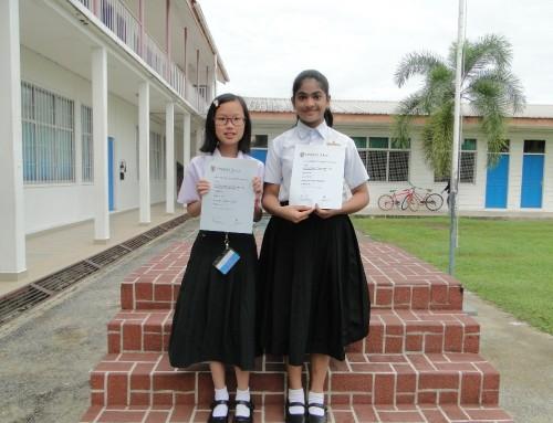 小学部学生在澳洲科学评估中表现不俗