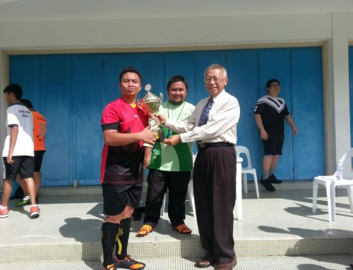 Inter-house Football Tournemant