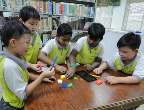 中正小学部举办科学趣味竞赛