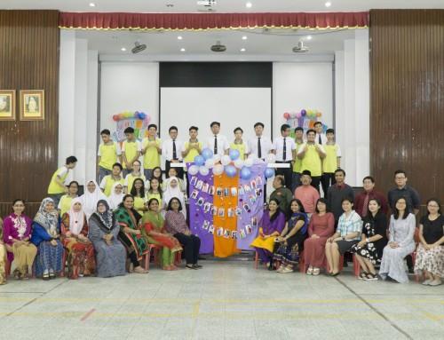 中学部庆祝教师节