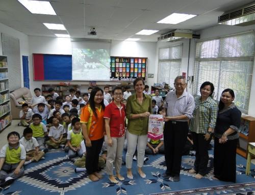 中正中学小学部举办犀鸟生态保育座谈